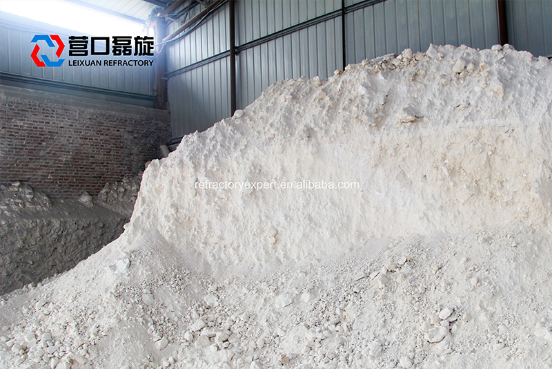 Magnesium oxide semi-finished products