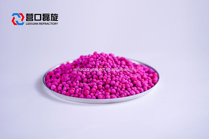 Magnesium sulphate monohydrate granule